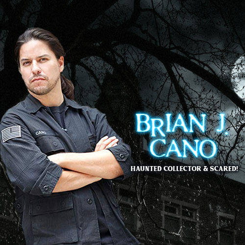 Brian J Cano special Guest at Paracon