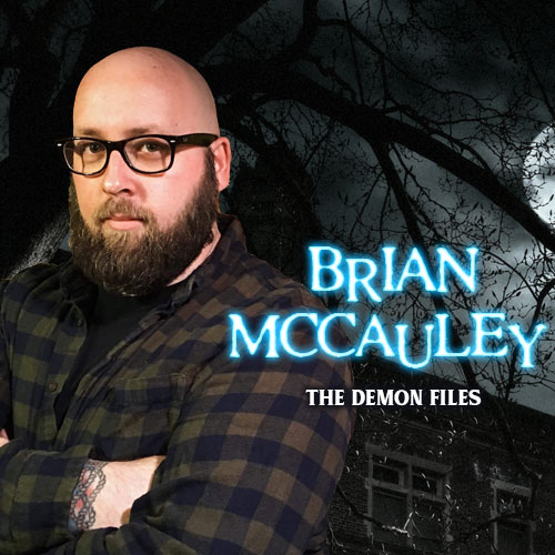 Brian McCauley Special Guest at Paracon