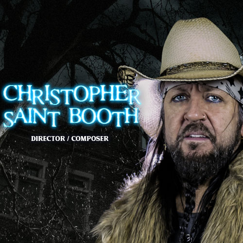 Christopher Saint Booth Special Guest at Paracon