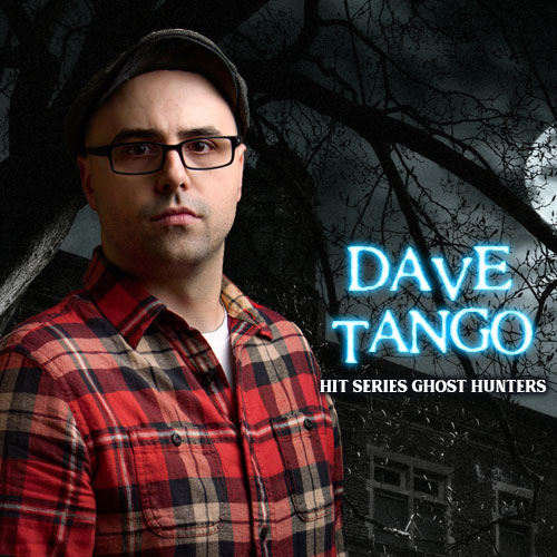 Dave Tango special Guest at Paracon