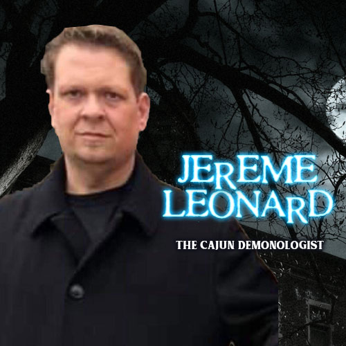 Jereme Leonard special Guest at Paracon