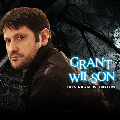 Grant Wilson special Guest at Paracon