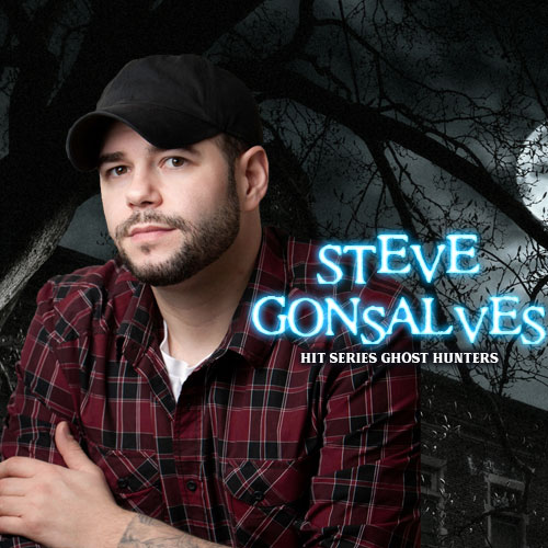 Steve Gonsalves special Guest at Paracon
