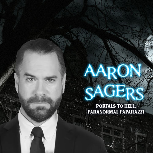 Aaron Sagers at Paracon at Pennhurst Asylum